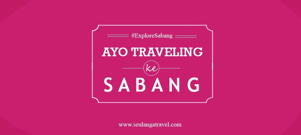 explore sabang